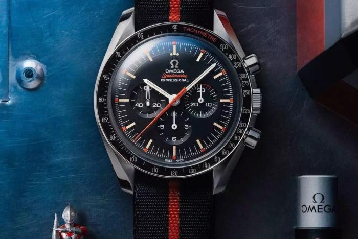 欧米伽与奥特曼推出纪念手表:全球2012块