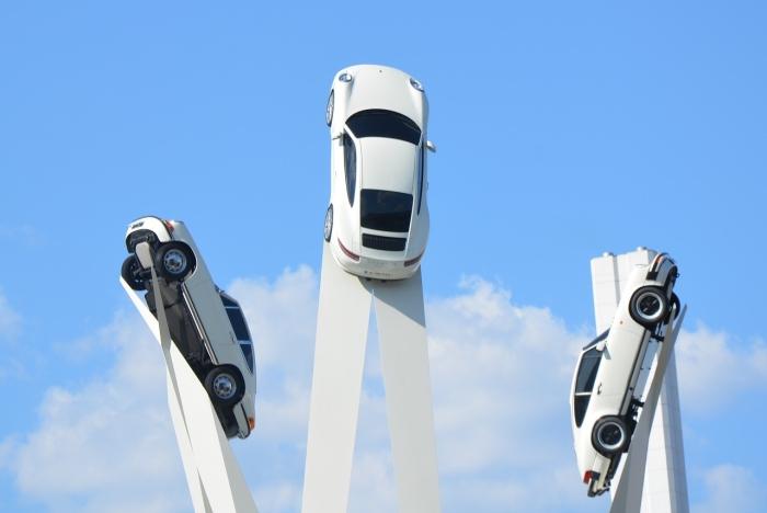 你熟悉的那几家IT公司 都偷偷造了会飞的汽车
