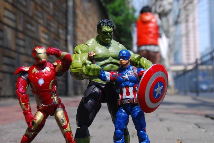 罗技推出漫威主题鼠标:钢铁侠、美队款超帅