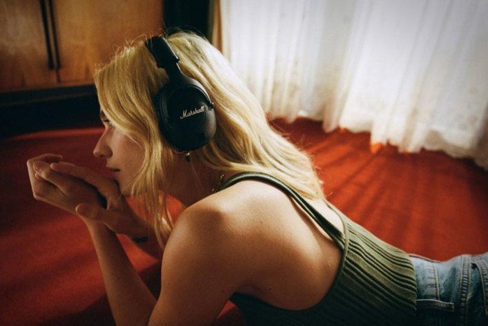 Marshall发布Monitor系列第一款无线降噪耳机