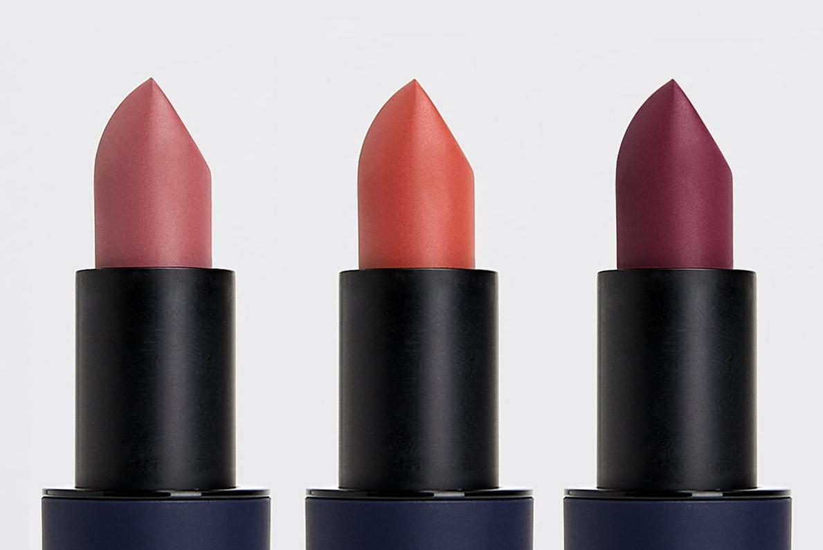 ZARA推出首个唇膏系列 跨进美妆市场