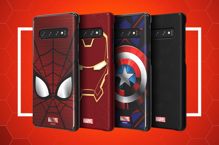 三星推出复联主题Galaxy S10保护套和配件