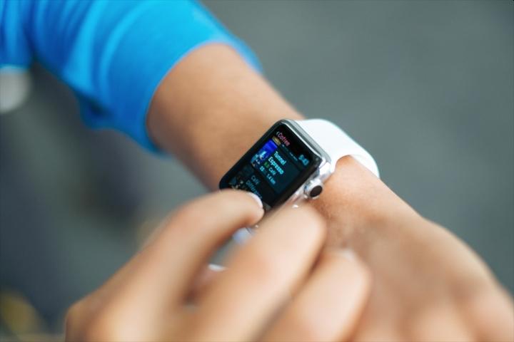 Apple Watch能做的 可不只是看时间