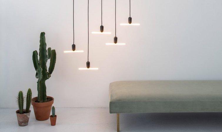 用柔性LED燈絲技術 把燈泡凹成俏皮形狀
