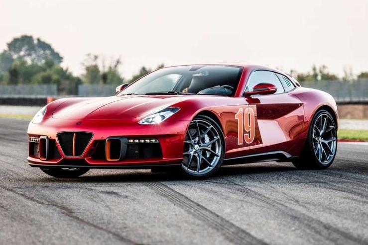 """意大利一公司""""重塑""""法拉利F12:销量15台"""