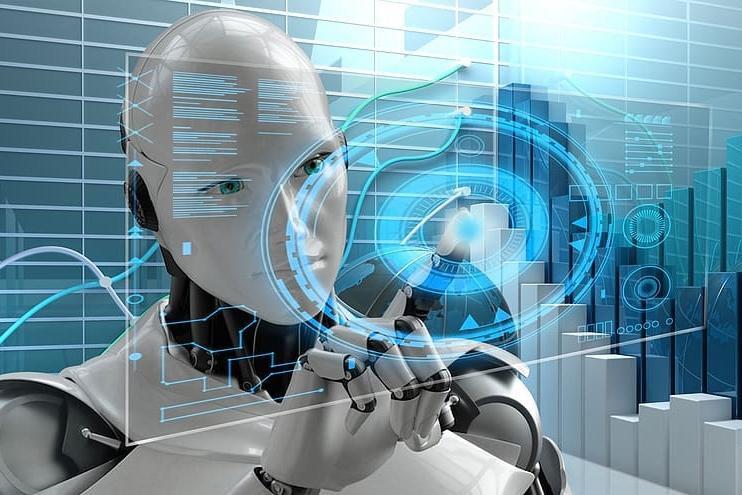 """AI袜子掌控人类行动 机器人戴上护腕不再""""触觉盲"""""""
