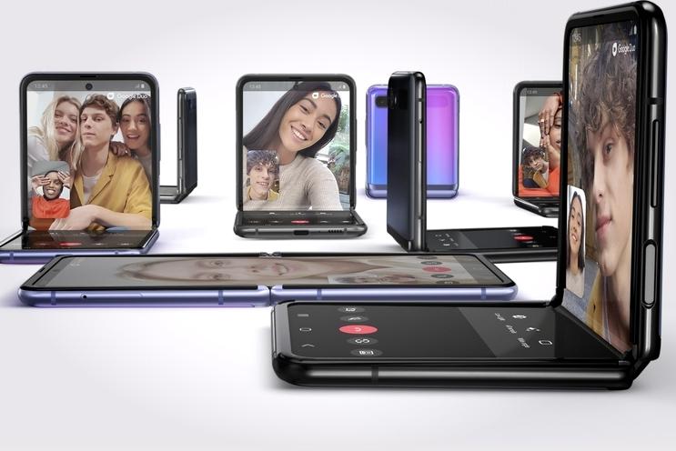 康寧即將推出可折疊智能手機的柔性屏幕