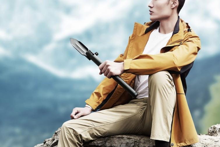 小米有品众筹新品:锤、铲、锄、斧、刀、锯7合1