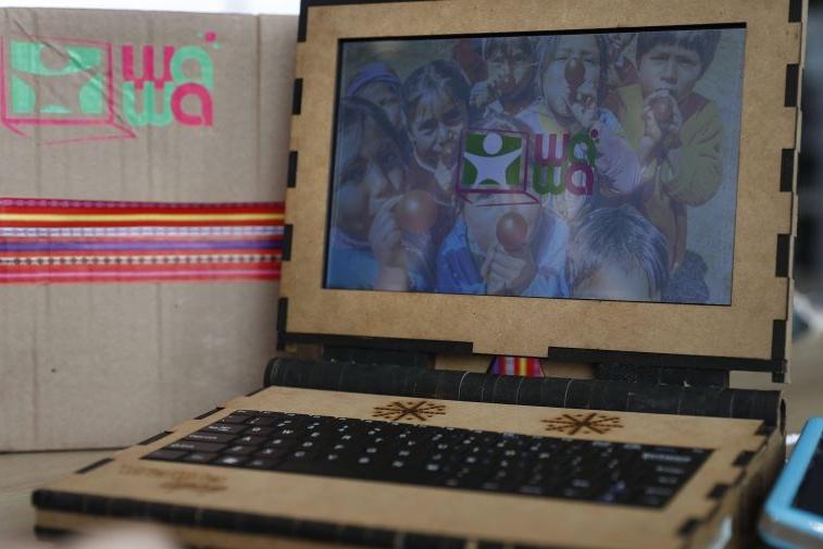 木头笔记本电脑 一台能用10年?