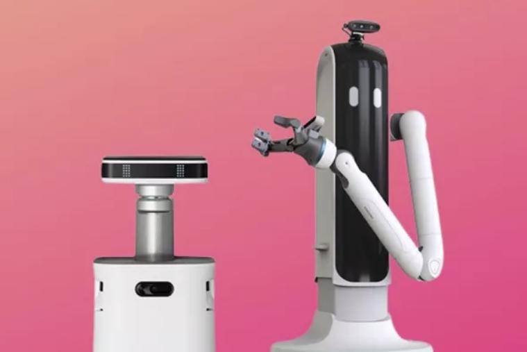 三星CES 2021展示三款机器人:打扫卫生并充当个人助理