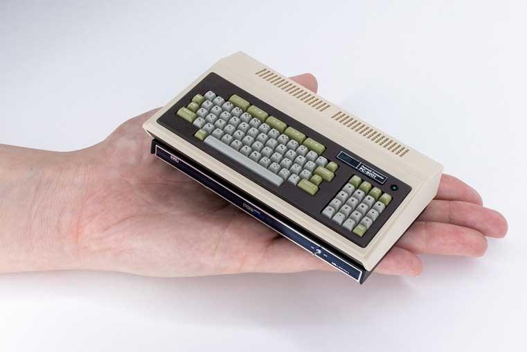 40岁的老古董电脑被复刻 竟只卖不到2000元