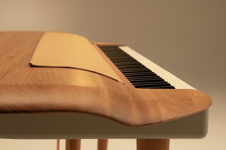 YAMAHA发3款木质系钢琴 让音乐走进日常生活