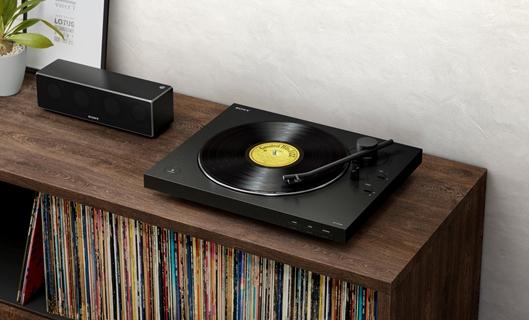 索尼推新款黑胶唱片机PS-LX310BT 定价2490元
