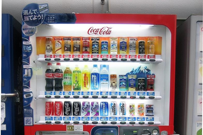 可口可乐在日本测试自动售货机订阅服务 每日一瓶月付2700日元