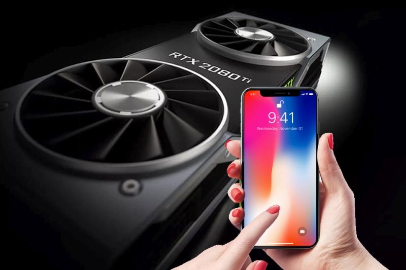 假如你有一万元 买RTX 2080Ti还是新iPhone?