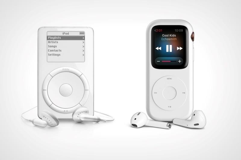 向经典致敬? Apple Watch变身iPod Nano