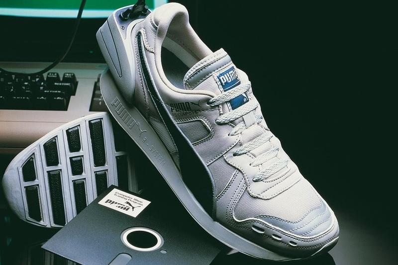 Puma限量再版RS-Computer智能跑鞋