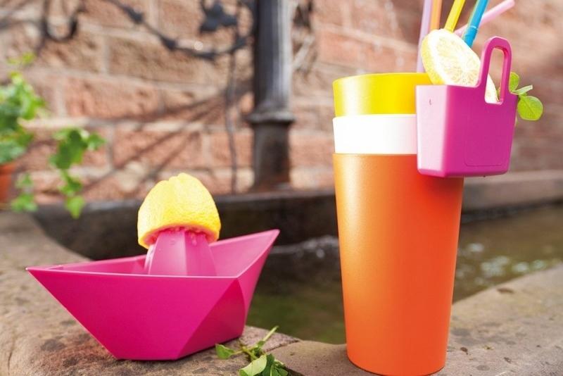 小船式榨汁机 让你的厨房生活充满小乐趣