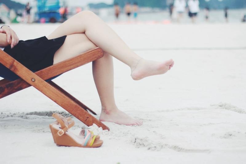 夏日有它更惬意 自带风扇的户外折叠椅
