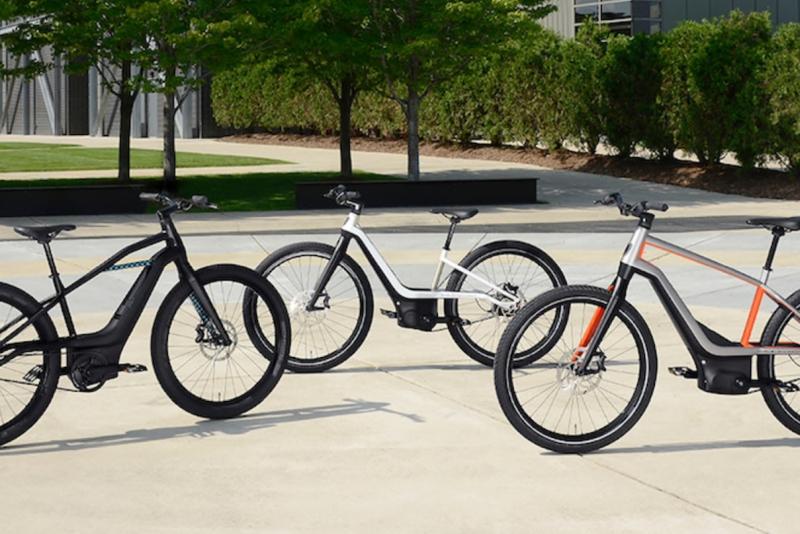 哈雷戴维森推出电动自行车:电池不大 动力靠蹬