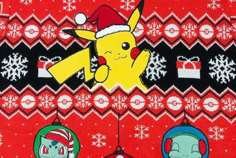 任天堂推出三款圣诞主题毛衣 约合人民币358元