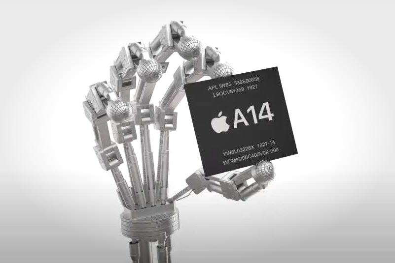 那颗要用在iPhone 12上的A14芯片很强吗?