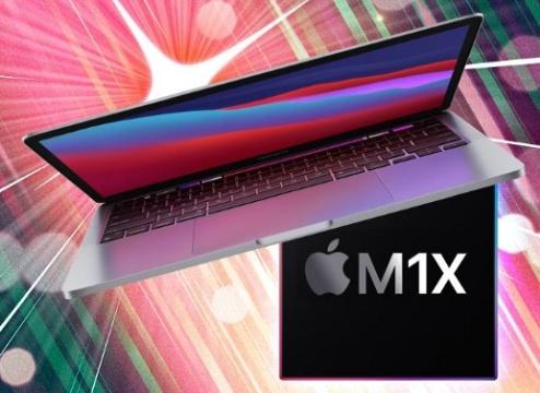 苹果自曝M1X处理器