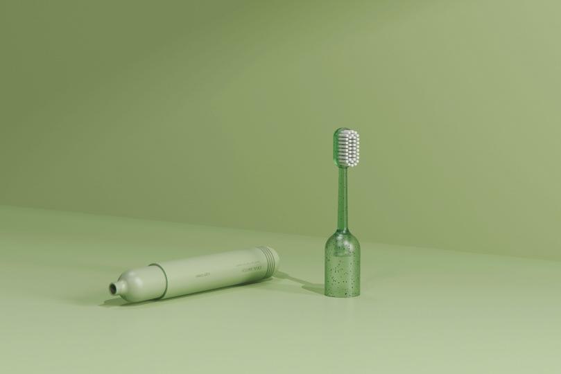 当牙刷和牙膏合二为一是怎样一种体验