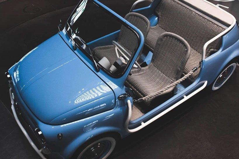 古董车改造电动车 情怀与环保可以兼得