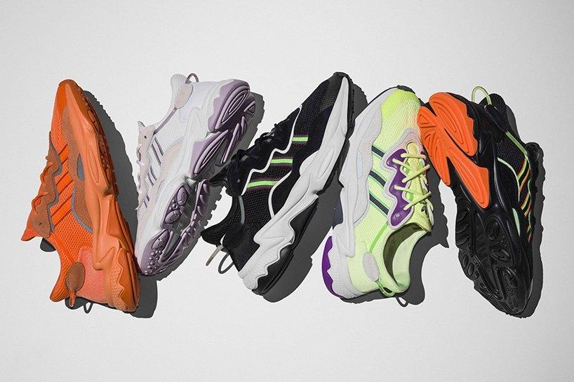 阿迪达斯将重现九十年代经典ozweego运动鞋