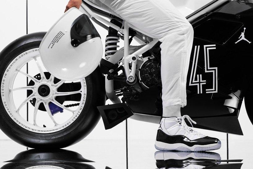 如果乔十一变成摩托车 大概长这样