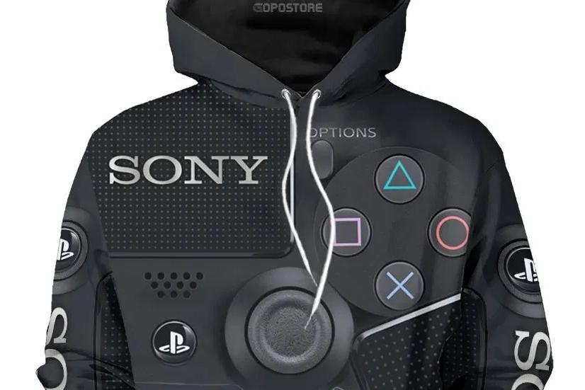 歪果仁真会玩 把索尼PS4做成帽衫和大裤衩