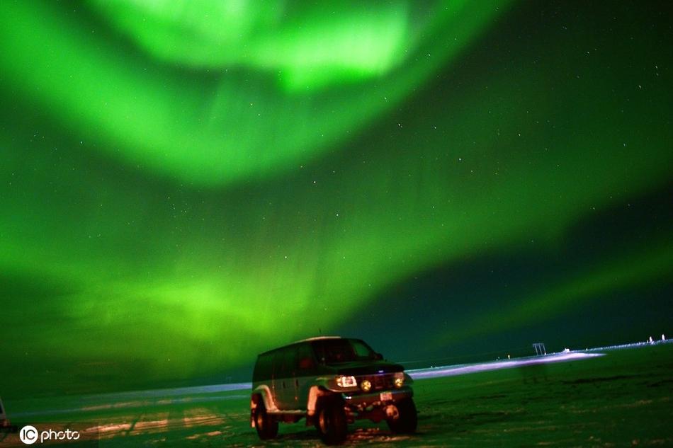 冰岛绝美风光 每一张都可以当屏保!