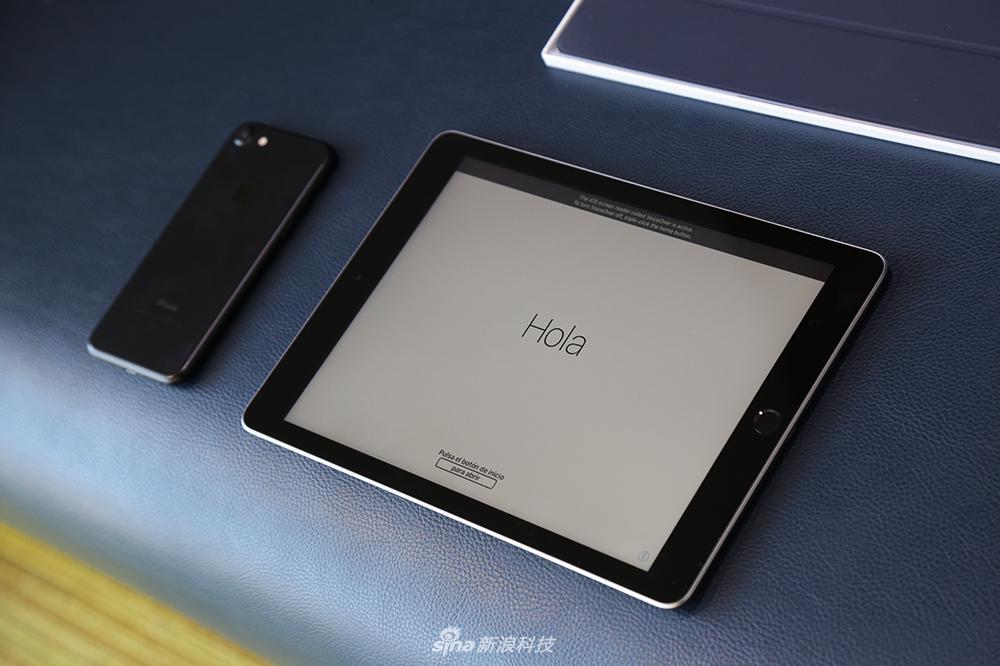 9.7英寸苹果新iPad开箱实拍高清图赏 和iPad Air区别在哪?