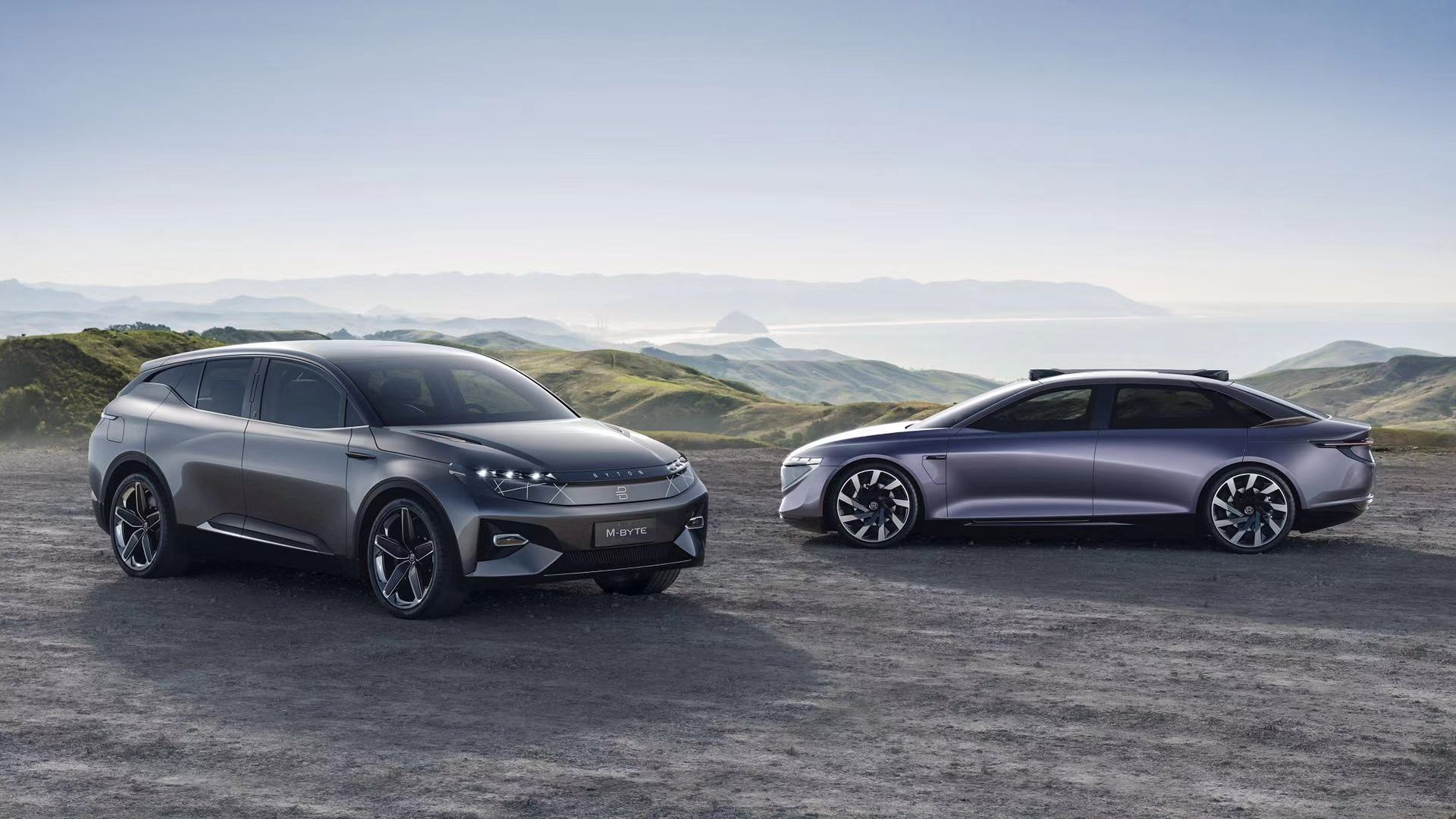CES 2020:拜腾公布首款量产车北美定价及合作伙伴