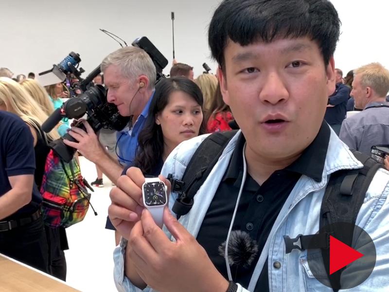 Apple Watch 5体验:新增屏幕常亮功能