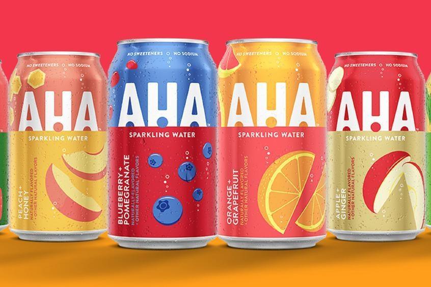 低热量也能喝个爽 可口可乐发布全新饮品支线AHA