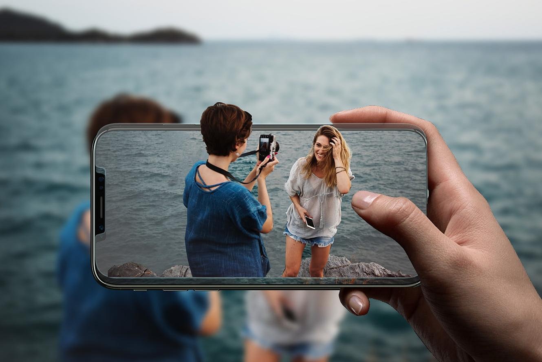 200块的保护膜可将手机显示屏转换为3D屏