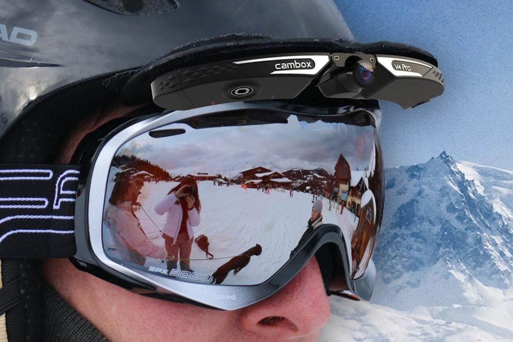 可穿戴式4K运动相机上架:它就是你的第三只眼