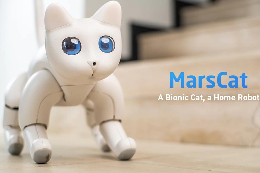 机器人宠物猫你能接受吗?它……好丑!