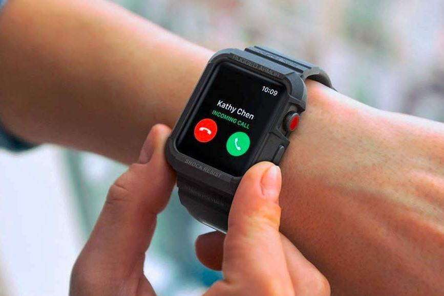 你的Apple Watch带套了吗?