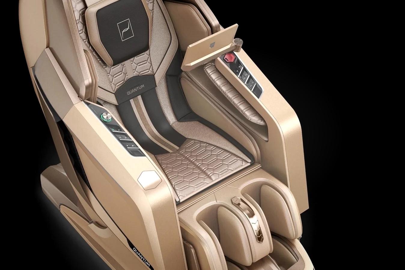 Bodyfriend携手Bang&Olufsen开创量子音频扬声器按摩椅