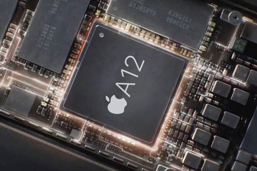 苹果A12有多强大? 显微镜下看一看