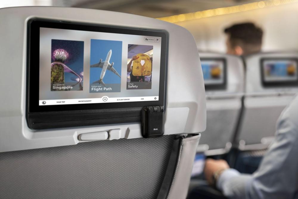 旅途无聊?它让无线耳机轻松连接机载娱乐系统