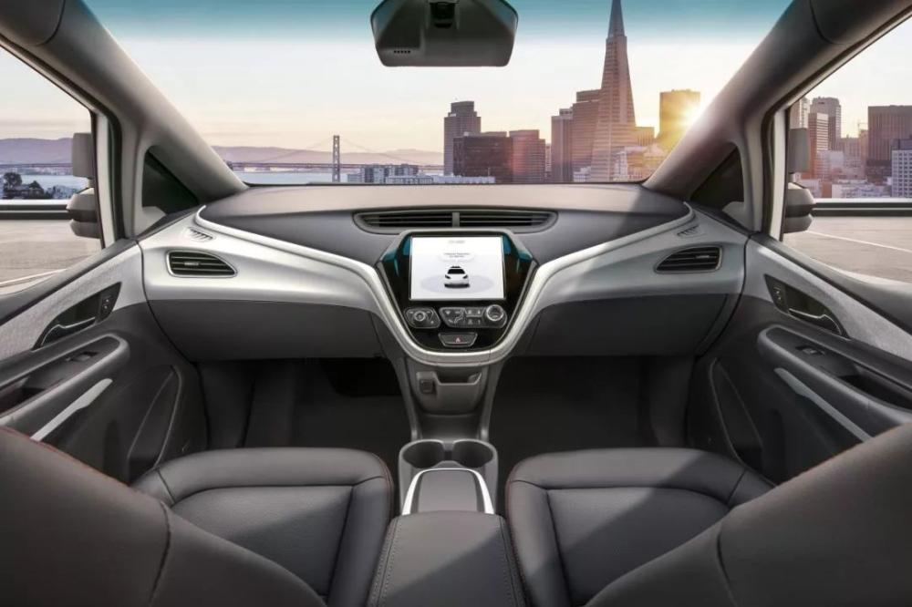 值得期待 不带方向盘的自动驾驶汽车即将上路