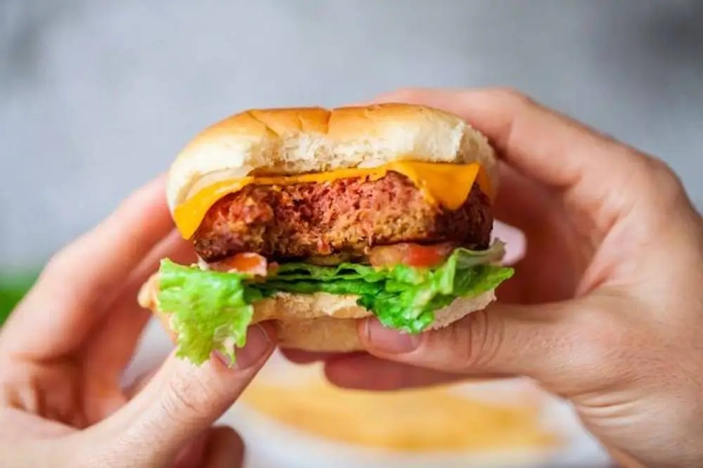 2020年饮食新变化:人造肉香肠15元一包