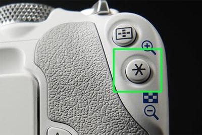 摄影学堂:如何使用曝光锁定按钮
