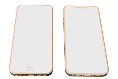 iPhone SE 3月底发布?刘海设计来了