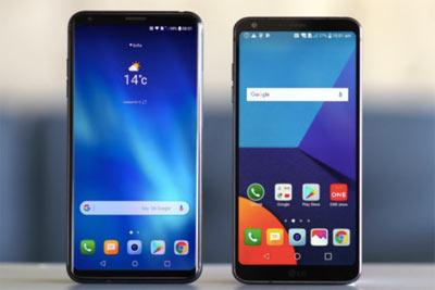为控制成本 LG G7将用LCD屏取代OLED屏
