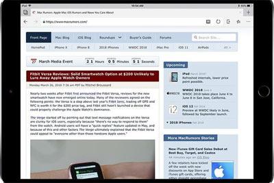 Edge浏览器已经支持iPad和安卓平板 你会用吗